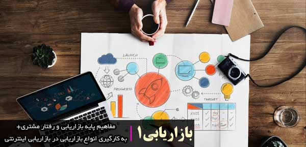 فیلم دوره 3روزه مفاهیم پایه بازاریابی و رفتار مشتری و به کارگیری انواع بازاریابی در بازاریابی اینترنتی(دانلود فوری)